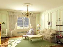 light greeng room decor designs ideas with walls curtains paint