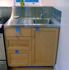 ikea sink cabinet kitchen
