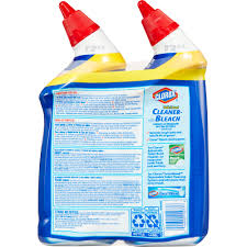 clorox commercial solutions toilet bowl cleaner with bleach sds