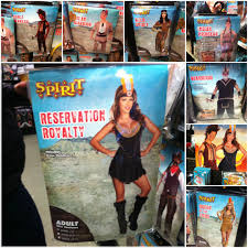 Cultural Appropriation Halloween Examples by A Trip To The Halloween Costume Shop Gender Focus