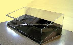 Image Of Countertop Jewelry Display Case Small