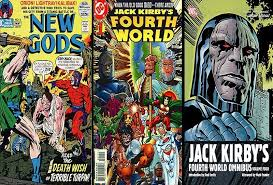The Fourth World Saga Jack Kirby