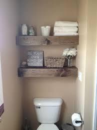 best 25 bathroom shelves ideas on pinterest half bath decor