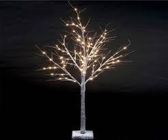6ft Pre Lit Christmas Tree Sainsburys by White Christmas Twig Tree Christmas Lights Decoration