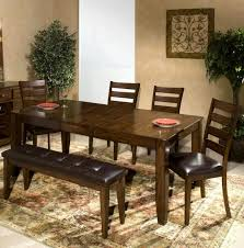 Wooden Table And Chair Set Unique Dining Room With Chairs Enjoyable Piece Dark Mango