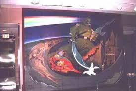 Denver International Airport Murals Youtube by Whistleblower Confirms Secret Underground Base Beneath Denver Int