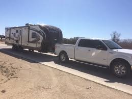 32' Travel Trailer With Max Weight Of 7,500 Lbs Okay To Tow With ...