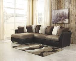 Brown Corduroy Sectional Sofa by Living Room Charcoal Grey Ashley Furniture Sectionals For Living