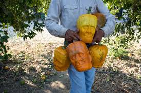 Preserve A Carved Pumpkin And Prevent Mold by Halloween Food Hacks These Organic Pumpkinsteins Don U0027t Need Any