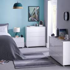 Share Soho White Bedroom Collection