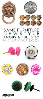 Same Furniture New Look Knobs Pulls To Mix Up Your