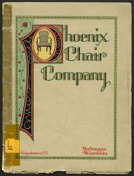 The State: Supplement 53: [Cover] Phoenix Chair Company, Sheboygan ... China Hot Sale Cross Back Wedding Chiavari Phoenix Chairs 2018 Modern Fashion Chair For Events Company Year Of Clean Water Antique Early 1900s Rocking Co Leather Seat The State Supplement 53 Cover Sheboygan Arts And Crafts Mission Oak By Roycroft Latest High Quality Metal Jcph01 Brumby Ftstool Project Sitting Room Palettes Winesburg Ding 42 X Hickory Table With 1 Pair Chairs From Antique Appraisal