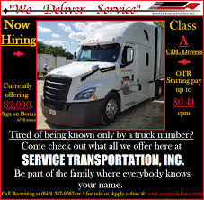Recruiting – Service Transportation, Inc. Truck Driver Resume Template Best Of 23 Experience Recruiter Image Kusaboshicom Testimonials Suburban Cdl Us Xpress Sees More Job Applicants Thanks To Faster Mobile Web Recruiting Companies Road Dog Drivers Scotlynn News Driving Recruiters 2018 On Social Media Dat Retention Strategies Pap Kenworth Team Bonus Bolsters Covenants Efforts Transport