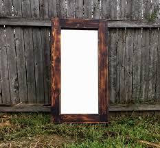 Rustic Medicine Cabinet With Mirror 12