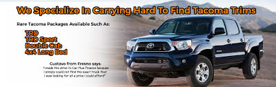 Car Plus Finance 310-539-2888 Used Toyota Tacoma