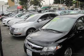 A Field Guide To Independent Used-Car Lots | Edmunds