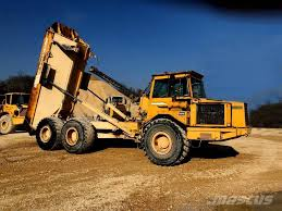 100 Dump Trucks Videos Used Volvo A25C Articulated Truck ADT Year 1995 Price