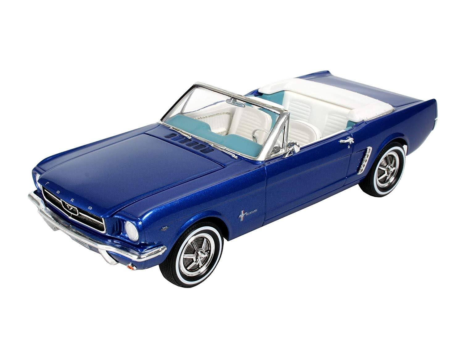 Revell of Germany '64 Mustang Convertible Model - 1:24