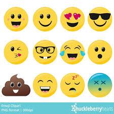 Emoji Clipart Smiley Face Faces Printable