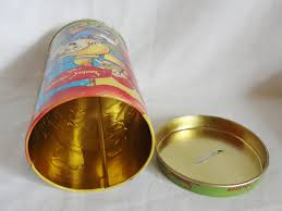 Daher Decorated Ware 1971 by Santa Edwiges Animal Cookies Biscuits Tin And 50 Similar Items