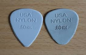 Worn Out 60mm Dunlop Pick