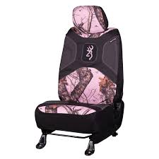 100 Browning Truck Seat Covers Amazoncom Camo Low Back Cover BreakUp Pink Sports