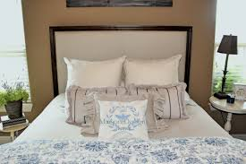 Ana White Upholstered Headboard by Diy Upholstered Headboard Part 2 Maison Designs Home