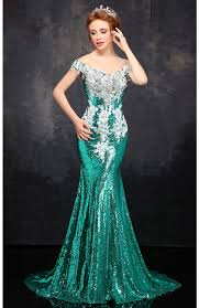 green sequin gown other dresses dressesss