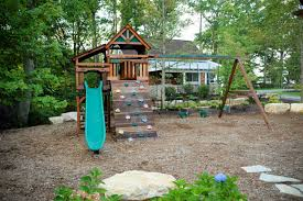 Decorating: Backyard Design Ideas For Eclectic Kids With Bark ... This Is A Tree House Base That Doesnt Yet Have Supports Built In Tree House Plans For Kids Lovely Backyard Design Awesome 3d Model Cool Treehouse Designs We Wish Had In Our Photos Best 25 Simple Ideas On Pinterest Diy Build Beautiful Playhouse Hgtv Garden With Backyards Terrific Small Townhouse Ideas Treehouse Labels Projects Decor Home What You Make It 10 Diy Outdoor Playsets Tag Tibby Articles
