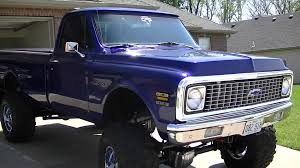 1971 Chevy K-30 4x4 - YouTube Ol Blue 71 Chevy Bring Home And Aessing The Damage Diy 1971 C10 Pickup A Photo On Flickriver Very Loud Sound Rough Idle Big Block 454 Blackwidow Converting 14 Bolt To Disk Brakes Truck Wiring Diagram Wire Center Chevygmc Pinterest 4x4 196771 Chevy Truck Inside Mirror Bracket 2524 Pclick Chevy 2x4 Blk1 1970s Misc Trucks 2x 4x Curbside Classic Still Playing It Cool Cheyenne Burnout Youtube Looking Back Gmc Duncans Speed Custom