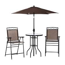 Outdoor Outsunny Sling Folding Patio 4 Piece Pub Dining Table And ... Padded Folding Chairs With Arms Modern Chair Decoration Camping Vango Hampton You Can Caravan Officemax Poster Frames Best Photos Of Frame Truimageorg Guest Ikea White Office Ideas Home Depot For Your Presentations Or Chair Harlev Binaryoptionsbrokerspw Pottery Barn Kids Curtains The Perfect Max Bookcase Solid Red High Pad Carousel Designs And Gold Cheap Desk Amazon Leather Buy Visitor Online At Overstock Our Patio Wing Covers Back Dunelm Slipcovers Sunbrella Diy Ding 500 Lb Capacity Folding Theltletoybricksite