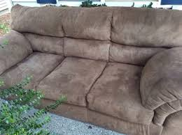 microfiber couch from fred meyer furniture in snoqualmie wa