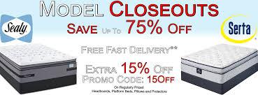 Serta Perfect Sleeper Air Mattress With Headboard by Shop Top Mattress Brands Sealy Tempurpedic U0026 More In Store Or
