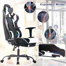 BestOffice Ergonomic Office Chair PC Gaming Chair Cheap Desk Chair ... Racing Gaming Chair Black And White Moustache Executive Swivel Leather Highback Computer Pc Office The 14 Best Chairs Of 2019 Gear Patrol Pc 2018 Amazon A Full Review 10 Of Ficmax Ergonomic Style Highback Replica Grant Featherston Contour Lounge Chair Ebarza Mdkstorehome Chair Desk Under 200 Rlgear Most Popular Comfortable