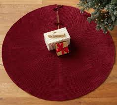 Channel Quilted Velvet Tree Skirt | Pottery Barn AU Pottery Barn Christmas Catalog Workhappyus Red Velvet Tree Skirt Pottery Barn Kids Au Entry Mudroom 72 Inch Christmas Decor Cute Stockings For Lovely Channel Quilted Ivory 60 Ornaments Clearance Rainforest Islands Ferry Monogrammed Tree Skirts Phomenal Black Andid Balls Train Skirts On Sale Minbelgrade