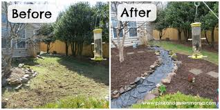 Garden Ideas To Replace Grass - Interior Design Backyards Chic Backyard Mulch Patio Rehabitual Homes Bliss 114 Fniture Capvating Landscaping Ideas For Front Yard And Aint No Party Like A Free Mind Your Dirt Pictures Simple Design Decors Switching From To Ground Cover All About The House Time Lapse Bring Out Mulch In Backyard Youtube Landscape Using Country Home Wood Chips Angies List Triyaecom Dogs Various Design Inspiration For New Jbeedesigns Outdoor Best Weed Barrier Borders And Under Playset Playground