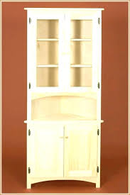 Dining Room Corner Cabinet Furniture Contemporary Curved