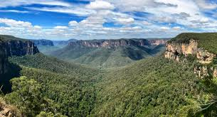 100 Stunning Views So Many Stunning Views In Blue Mountains National Park