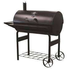 Patio Bistro Gas Grill Home Depot by Rivergrille Stampede 37 5 In Charcoal Grill Grilling And Party