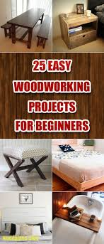 20 Home Woodworking Projects Beginners Cool Storage Furniture