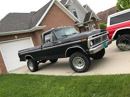 1978 Ford F-250 4x4 | Maxlider Brothers Customs