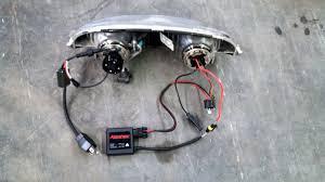 led vs hid headlight hi low rev xr xs chassis 4 tec 1200