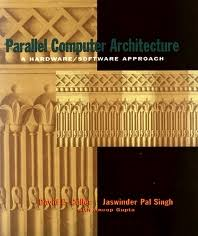 103 A Parallel Architecture Computer Rchitecture 1st Edition
