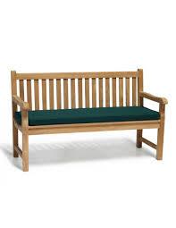 Garden Bench Cushion Medium – Godfrey Teak