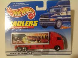 Amazon.com: Hot Wheels Haulers McDonald's Very Big Mac Cab Over ... Mack Anthem Features Trucks Hoods Cluding Ch Visions Rd Mack Truck Engines For Sale New Englands Medium And Heavyduty Truck Distributor Mp7 Semi Truck Engine Amt Cruise Liner 125 Model Kit Review Amt1062 Youtube American Historical Society This Colorado Parts Yard Has Been Collecting Classic Cars For