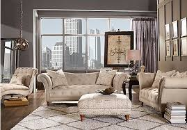 Shop For A Alessandria 5 Pc Living Room At Rooms To Go Find Living