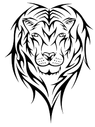 Tribal Tattoos Meaning Strength And Courage In Hd Lion Designs Ideas