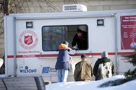 Salvation Army Food Truck There For Those In Need | The Chronicle Herald