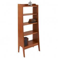 solid wood bookshelves u0026 bookcases wooden storage shelves