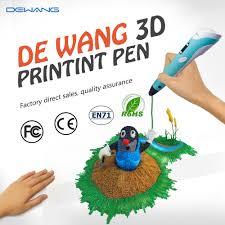 bureau direct assurance best 3d printer pen 1 75mm abs pla smart 3d pens 100m free